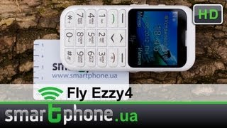 Видео обзор телефона Fly Ezzy4(Видео обзор мобильного телефона Fly Ezzy4 от портала Smartphone.ua. Цена, возможности и преимущества устройства. Меню..., 2012-11-15T08:46:40.000Z)