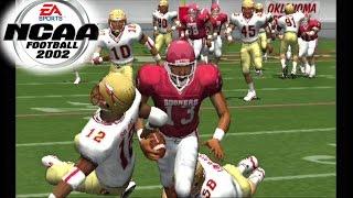 NCAA Football 2002 ... (PS2)