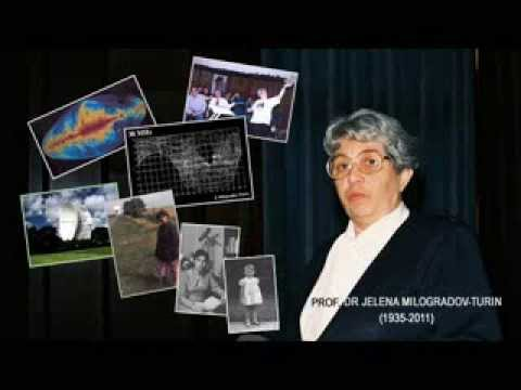 Jelena Milogradov-Turin - Radio-astronomija