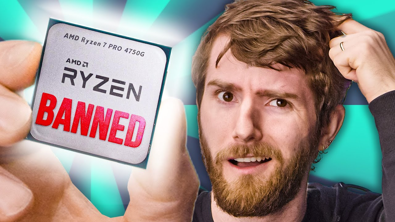 Download You CAN'T buy AMD's best product… - Ryzen 7 4750G APU