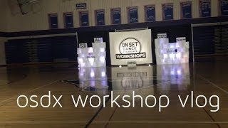 osdx workshop vlog: watch me take dance classes!