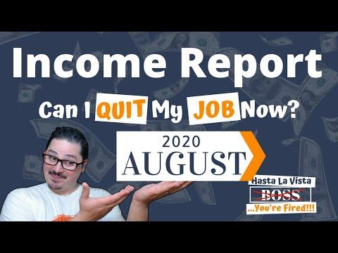 💲 Making Money Online - Income Report - September 2020 (ALL MY SIDE HUSTLES)