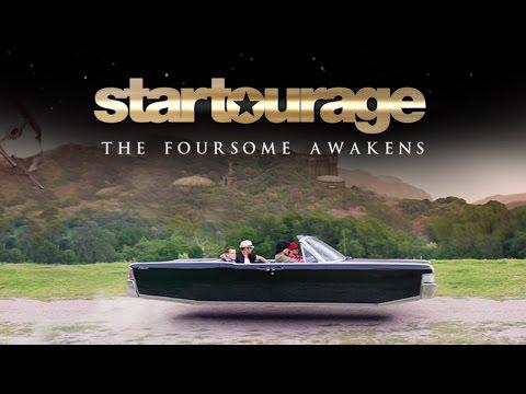 STARTOURAGE: The Foursome Awakens | Quiznos | Toasty.tv