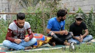 فيلم قصير قصه شاب في الحشد وحبيبته  ( كرار الساعدي )