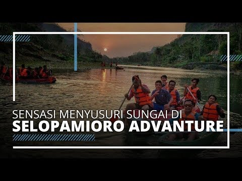 video-travel-|-selopamioro-adventures-park-wisata-sungai-di-bantul