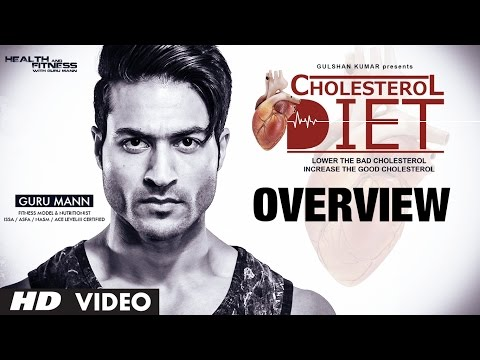 CHOLESTEROL DIET – Program Overview | Designed & Created by Guru Mann