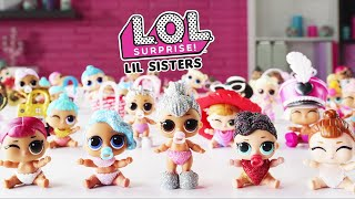 LOL Surprise! | Series 2 Dolls: Tots & Lil Sisters | :20 Commercial