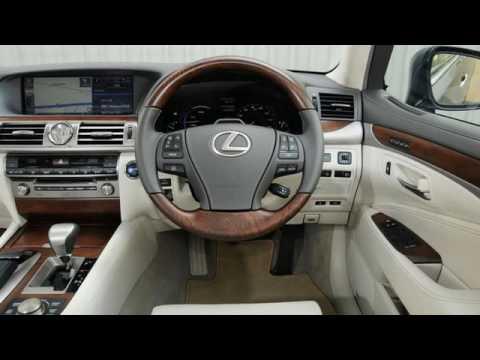 Lexus Ls 600h L 2017