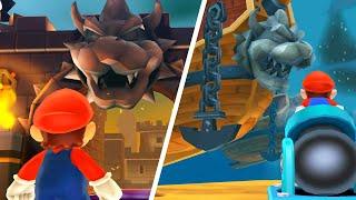 Super Mario 3D Land HD - All Castle & Airship Levels