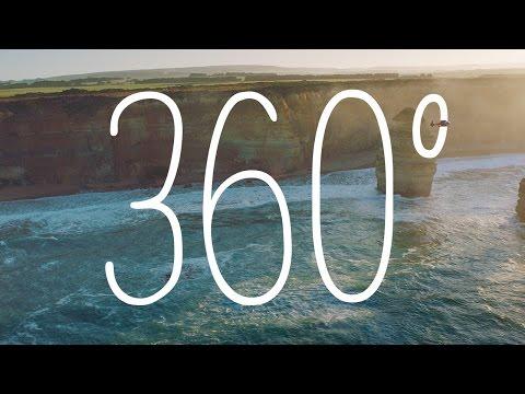 Great Ocean Road, Victoria, Australia | 360 Video | Tourism Australia