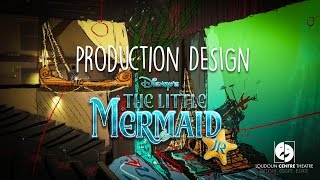 In Production: The Little Mermaid Jr