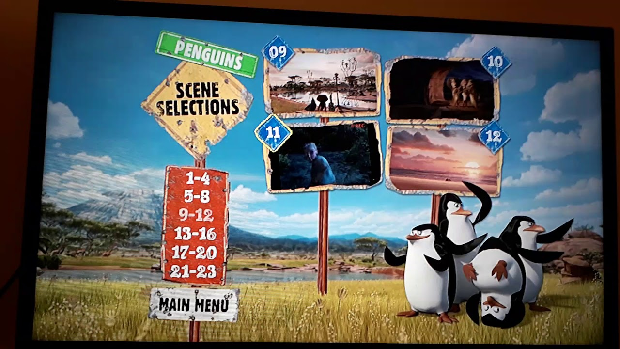 Download OPENING TO MADAGASCAR ESCAPE 2 AFRICA 2008 DVD