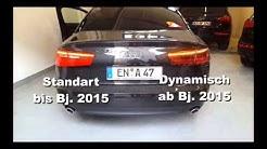 Audi Dynamischer Blinker Ab Welchem Baujahr