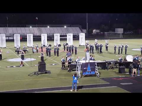 "2018 Adair County High School Marching Band ""Shadowland"""