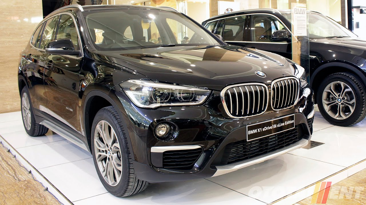 first impression all new bmw x1 2016 sdrive 18i xline edition youtube. Black Bedroom Furniture Sets. Home Design Ideas