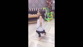 Ram Chahe leela chahe ram awesome dance by little girl
