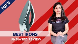 Top 5 Best Irons in India With Price Dry Irons Review amp Comparison