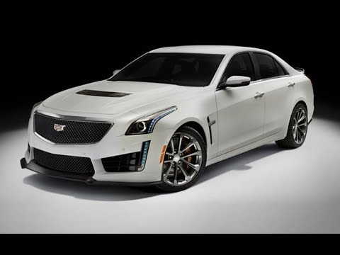 2017 Cadillac Sts >> 2019 Cadillac CTS-V 6.2L ☆ Supercharged V8 Engine - YouTube