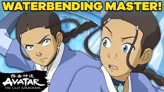 Amazing Katara Waterbending Moments! 🌊 | Avatar
