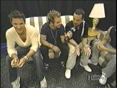 98 Degrees Road To Summer Music Mania 2000
