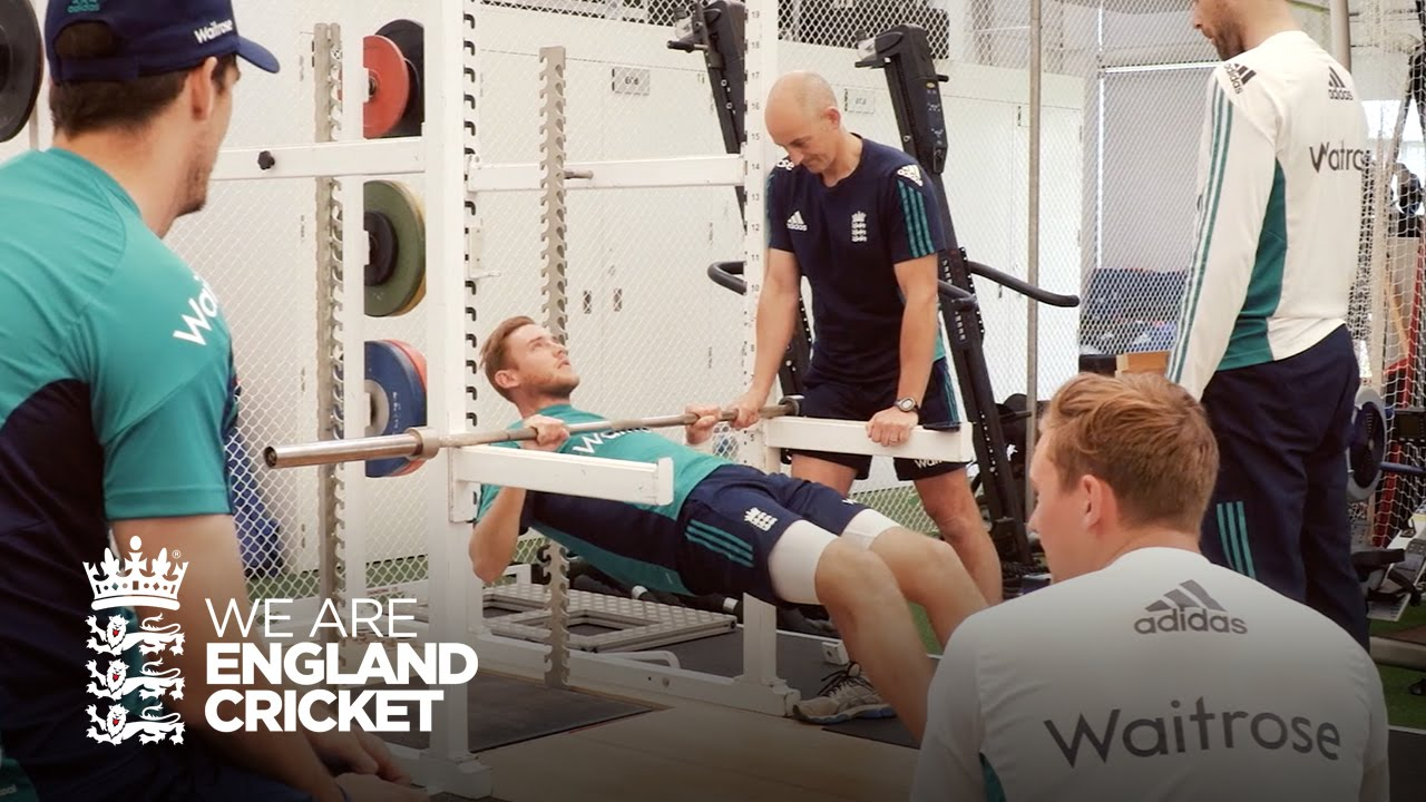 england cricket fitness testing day youtube. Black Bedroom Furniture Sets. Home Design Ideas