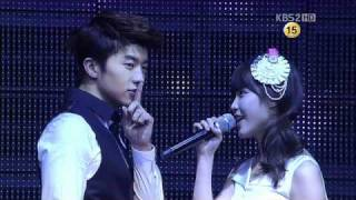 IU and Wooyoung (MilkyCouple) on We Got Married ?