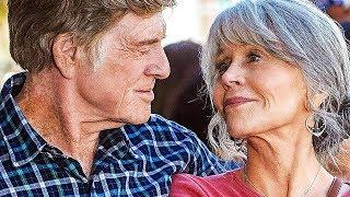 NOS ÂMES LA NUIT Bande Annonce Teaser (Netflix 2017) Robert Redford