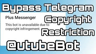 Bypass Blocked Telegram Channel Group And Bot In iOS   iphone