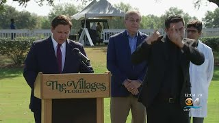 Florida Governor Ron DeSantis Updates Floridians ON COVID-19