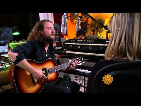 Jim James - Wonderful (The Way I Feel) -  My Morning Jacket - CBS Sunday Morning