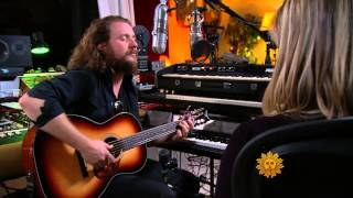 Jim James - Wonderful (The Way I Feel) -  My Morning Jacket - CBS Sunday Morning