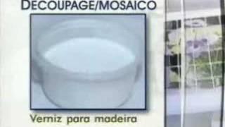 Mosaico & Découpage