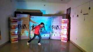 Dance on K-pop song by Prakhar Gupta