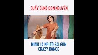 Crazy Dance Mình Là Người Sài Gòn | Thành Lộc, Khổng Tú Quỳnh, Pha Lê, Bảo Châu, PuKa