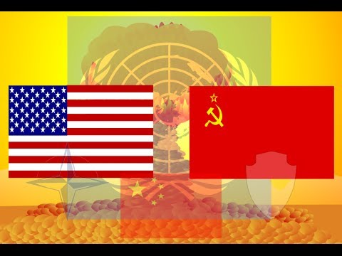 Cold War and Middle East I Hist 225
