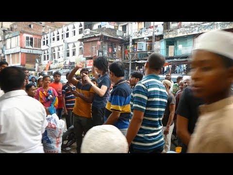 バングラデシュ旅行,Bangladesh Travel,ダッカで写真,バングラデシュ人