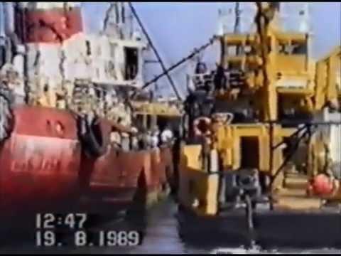 End offshore radio North Sea
