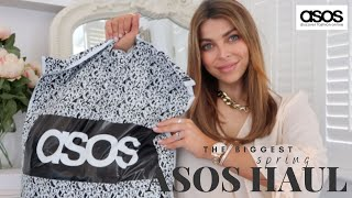 THE BEST ASOS HAUL FOR SPRING   TRY ON & STYLING