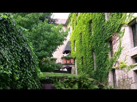 A secluded eco-boutique hotel in Santiago de Compostela
