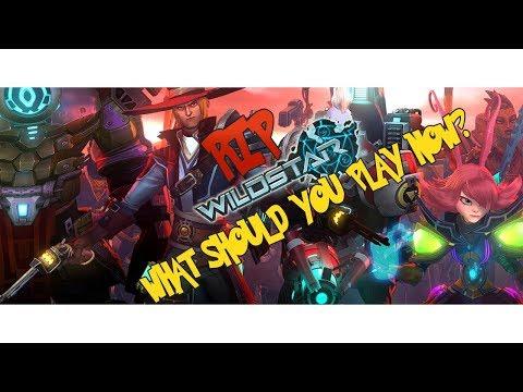 RIP WildStar.. Here Are The Best MMORPG Alternatives For WildStar Refugees!