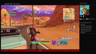 Fortnite Battle Royal com meu amigo Dylan tentando obter o novo Shockwave Grenade