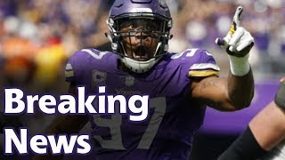 Breaking News on This Everson Griffen Story