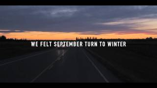 Mike Edel - More Than The Summer (Lyrics Video)