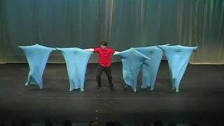 "2010 National Youth Theatre Awards - La Jolla - ""My Blanket and Me"""