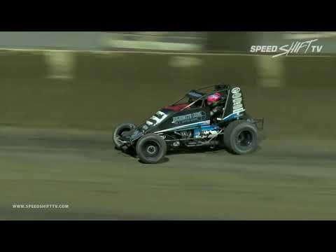 "USAC ""Smackdown VII Night #1"" Highlights | Kokomo Speedway 8.23.18"