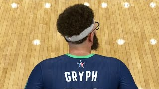NBA 2K15 MyCareer - All Star Game
