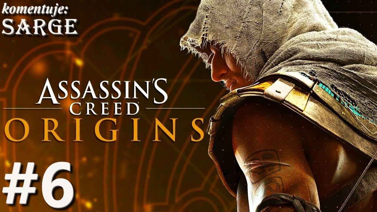 Zagrajmy w Assassin's Creed Origins [PS4 Pro] odc. 6 – Kapłani w świątyni Amona