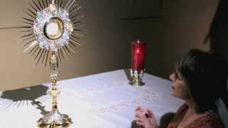 Adoration ~ Eucharistic Adoration Music Video ~ Julie Carrick