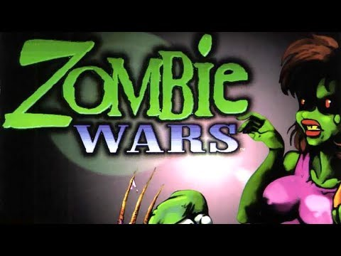 LGR - Zombie Wars - PC Game Review