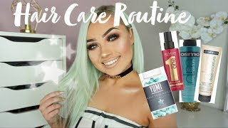My Hair Care Routine | Emma Fleming